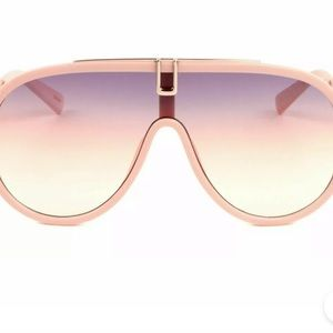 Sunglasses pink sexy oversized beach Malibu Barbie